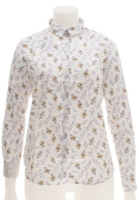 Saint James Damen Bluse Kenza ML Blumenmuster – Bild 1