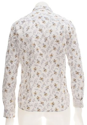 Saint James Damen Bluse Kenza ML Blumenmuster – Bild 2