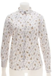 Saint James Damen Bluse Kenza ML Blumenmuster 001