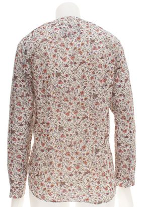 Saint James Bluse Kathy ML Orchidee – Bild 2