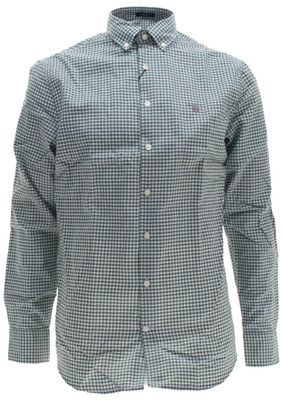 Gant Herren Hemd Tech Prep Oxford Gingham – Bild 3