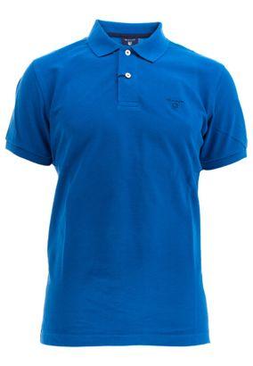 Gant Herren Poloshirt Summer Pique Rugger – Bild 3
