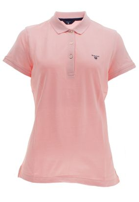 Gant Damen Poloshirt The Summer Pique – Bild 9