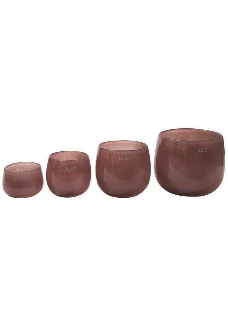 dutz collection pot farbe aubergine ebay. Black Bedroom Furniture Sets. Home Design Ideas