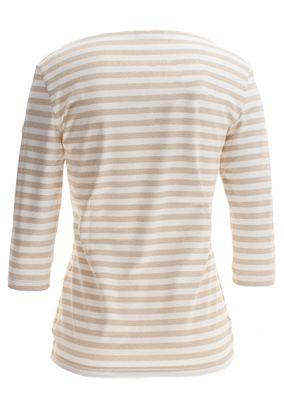 Saint James Damen Shirt 3/4 Arm Garde-Cote Lurex – Bild 2