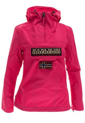 Napapijri Damen Regenjacke Rainforest Summer – Bild 1
