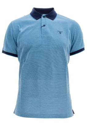 Gant Herren Poloshirt Oxford Pique Summer Rugger – Bild 3