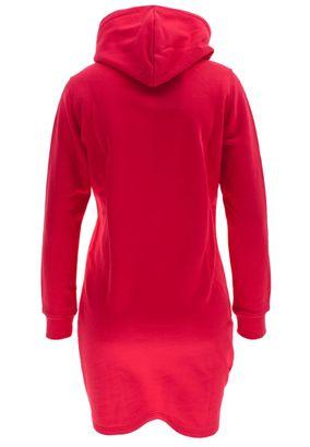 Gant Damen Kapuzenkleid Hoodie Dress – Bild 4