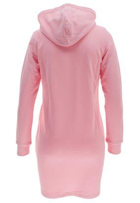 Gant Damen Kapuzenkleid Hoodie Dress – Bild 6