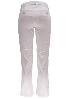 Gant Damen Hose Classic Cropped Chino – Bild 2