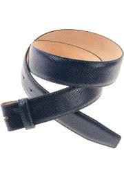 VMP Gürtel aus Leder mit Reptil-Prägung Ryder Lux 001