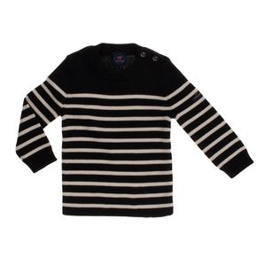 Saint James Kinder Pullover Moussaillon R E – Bild 3