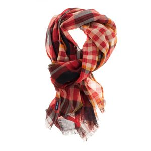 Saint James Unisex Tuch kariert Foulard Carreax – Bild 3