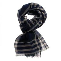 Saint James Unisex Tuch kariert Foulard Carreax 001