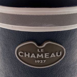 Le Chameau Damen Gummistiefel Marine Botte Evo – Bild 4