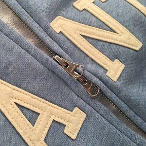 Gant Damen Kapuzenjacke Arch Logo Hoodie – Bild 3