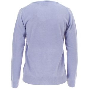 Gant Damen Pullover V Ausschnitt aus Lammwolle – Bild 2