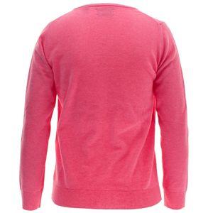Gant Damen Pullover V Ausschnitt aus Lammwolle – Bild 4