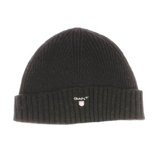 Gant Herren Wollmütze Winter Wool Lined Beanie – Bild 1