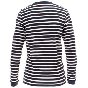 Saint James Damen Pullover Beauvoir V Ausschnitt – Bild 2
