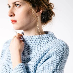 Saint James Damen Strickpullover La Gacilly – Bild 5