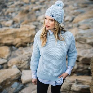 Saint James Damen Strickpullover La Gacilly – Bild 1
