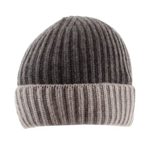 William Lockie Unisex Mütze Lammwolle Beanie – Bild 4