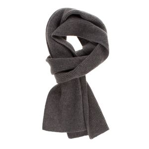 William Lockie Unisex Schal Cashmere gerippt – Bild 2