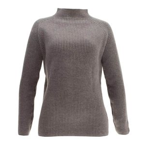 William Lockie Damen Pullover Anna Boxy Raglan Cashmere – Bild 1