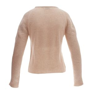 William Lockie Damen Pullover Collette Crew Geelong-Wolle – Bild 4