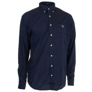 Gant Herren Hemd Broadcloth REG BD – Bild 1
