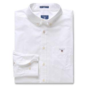 Gant Herren Hemd Broadcloth REG BD – Bild 7