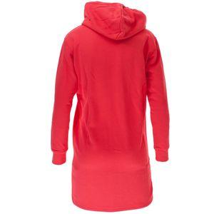 Gant Damen Kapuzenkleid Shield Hoodie Dress – Bild 6