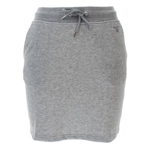 Gant Damen Rock Sweat Skirt Tonal Shield – Bild 1