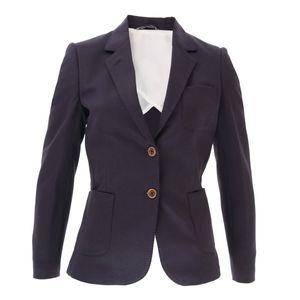 Gant Damen Blazer Jersey Pique Blazer – Bild 1