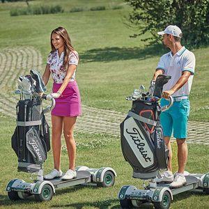 Alberto Damen Golfrock Skort Lang Lissy 3x Dry Cooler – Bild 3