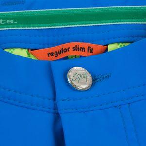 Alberto Herren Golfshorts Shorts Earnie D WR Revolution – Bild 4
