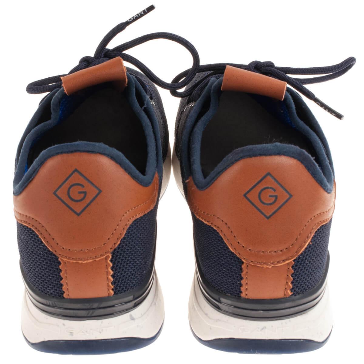 Details zu Gant Herren Schuhe Sneaker Turnschuhe Schnürschuhe Freizeitschuhe Atlanta Mesh