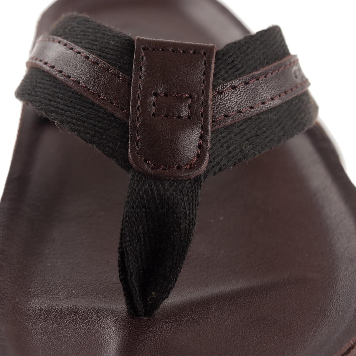 große Auswahl offizielle Fotos größte Auswahl Gant Herren Schuhe Zehentrenner Breeze Leder