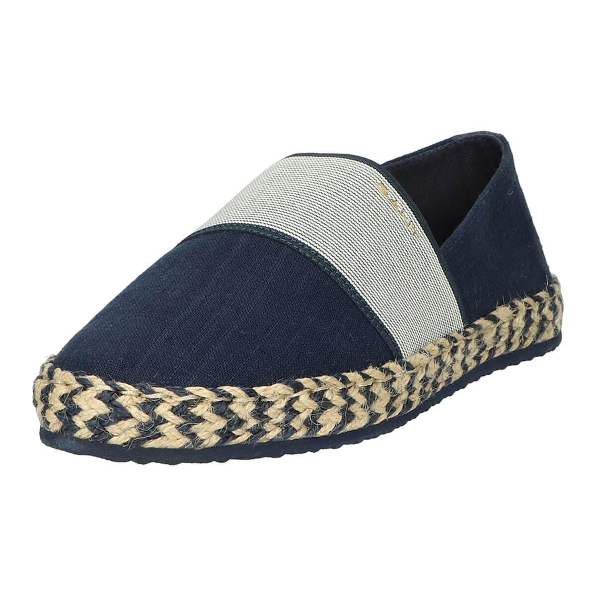 Details zu Gant Damen Schuhe Espadrilles Espandrilles Espandrillos Slipper Raffiaville