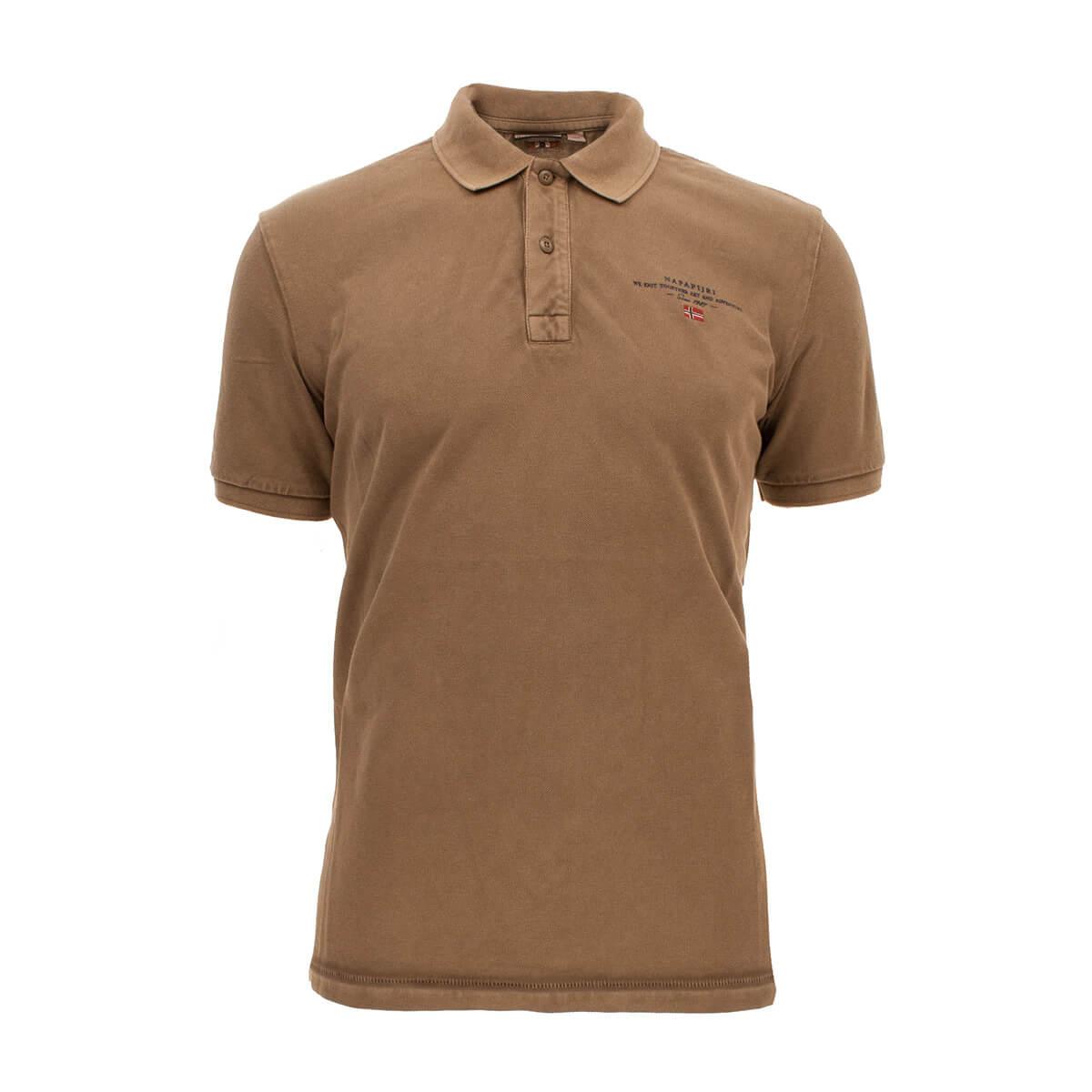 Napapijri Herren Poloshirt Elbas 3 | lilado