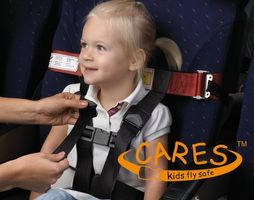 CARES kids fly safe