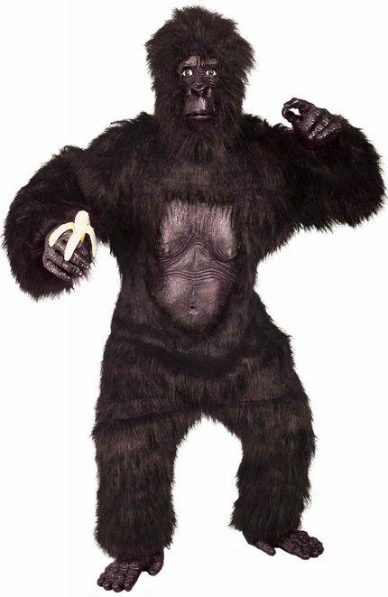 King Kong Kostüm Gorilla