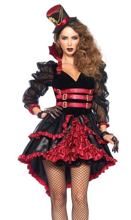 Damen-Kostüm Leg Avenue - Victorian Vamp