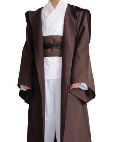 Obi-Wan Kenobi UMHANG für Star Wars Herren-Kostüm – Bild 1