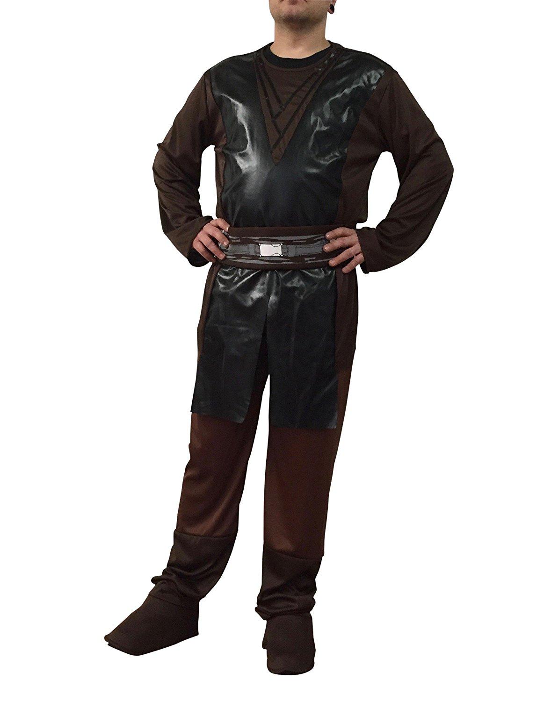 Star Wars Herren Kostüm Anakin Skywalker Luke Herrenkostüm