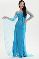 Damen Kostüm Eiskönigin Frozen Elsa - Modell 2