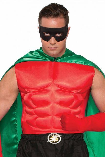 Accessoires für Superhero Herren Kostüm – Bild 17