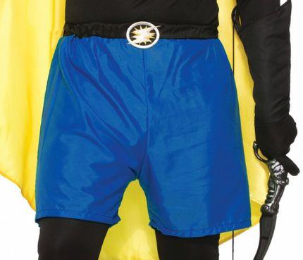 Accessoires für Superhero Herren Kostüm – Bild 4