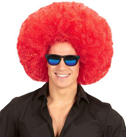 Übergroße Afro Locken Perücke für Damen oder Herren – Bild 10